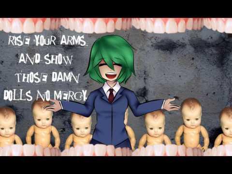 [VOCALOID ORIGINAL COLLAB] Tragic Doll Psyche (GUMI ENGLISH)