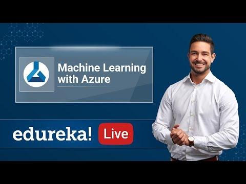Azure Live - 1 | Machine Learning with Azure | Azure ML Tutorial ...