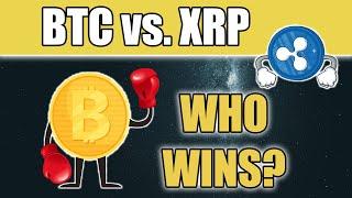 Bitcoin vs. Ripple (BTC or XRP?)