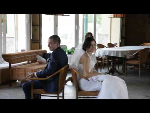 Конкурс на свадьбе (Разделение обязанностей)