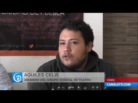 Anuncian y homenaje a Manuel Torres Jiménez en la Ciudad de Puebla