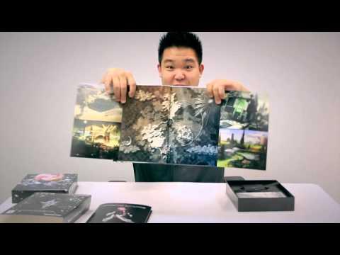 Rozbalení sběratelské edice Lightning Returns: Final Fantasy XIII