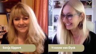 Klangeipartner vor den Vorhang - Episode 8 - Sonja Sippert vom GlücksCaFée
