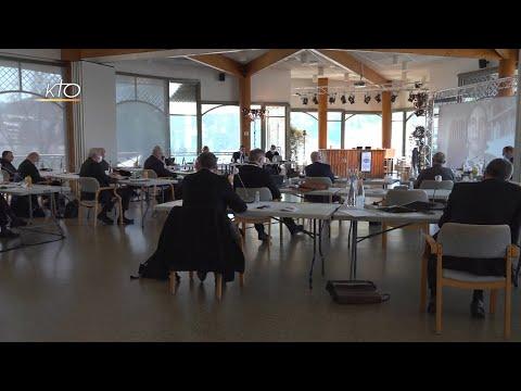 Une assemblée des évêques atypique à Lourdes