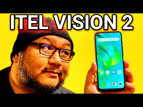 NEWLY LAUNCHED PHP5k (US$100) PHONE – itel Vision 2 Impressions
