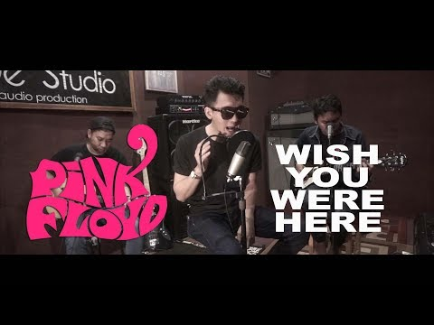 PINK FLOYD - Wish You Were Here (acoustic and vocal cover