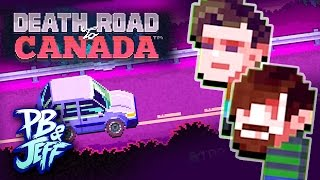 ZOMBIE OREGON TRAIL?! - Death Road to Canada (Part 1)