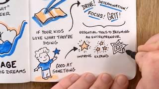 """Raising an Entrepreneur"" by Margot Bisnow book summary"