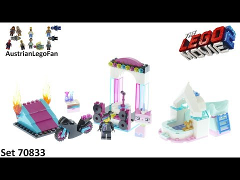 Vidéo LEGO The LEGO Movie 70833 : La boîte à construction de Lucy !
