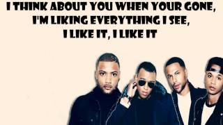 JLS I Like It Lyrics