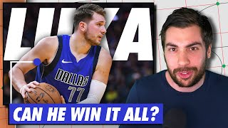 How Luka Doncic Could Deliver A Championship To The Mavericks  | The Restart | The Ringer