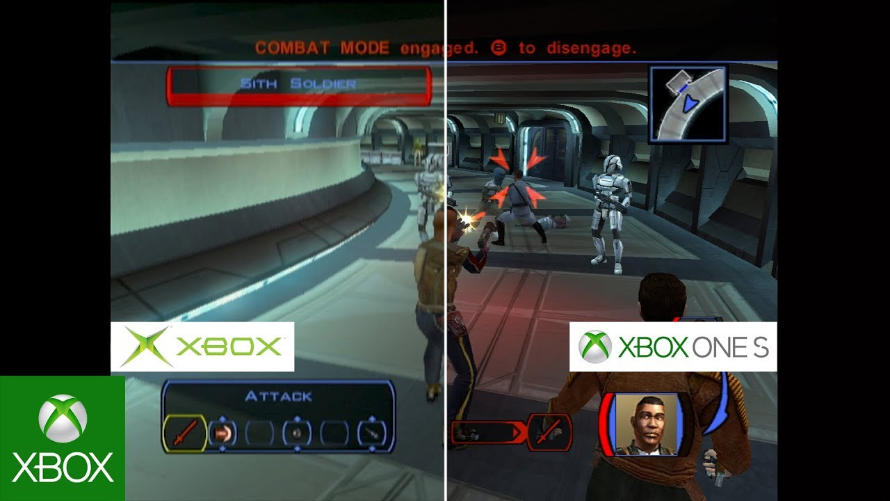Play Three Generations Of Games Better On Xbox One Xbox Wire