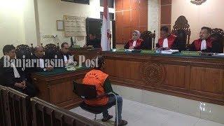 Herman alias Ebon Terdakwa Kasus Pembunuhan Levie Priscilla Divonis Majelis Hakim 13 Tahun Kurungan