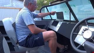 Лодка волжанка 49 вес