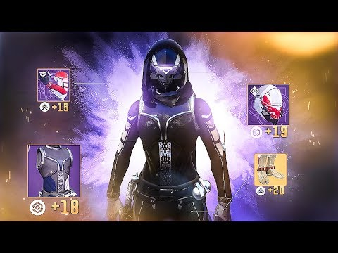 Destiny 2: Best Hunter Build (Armor 2.0)