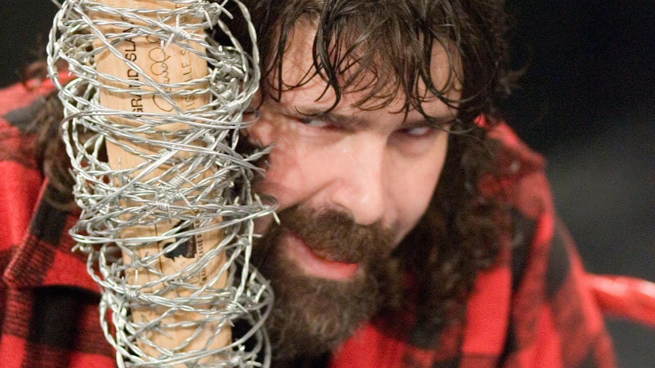 Video: Mick Foley Shows Off His Brand New Look