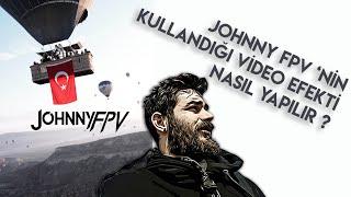 JOHNNY FPV 'NİN FPV DRONE UÇUŞ VİDEOLARINDA KULLANDIĞI EFEKT NASIL YAPILIR ? ( ADOBE PREMIERE )