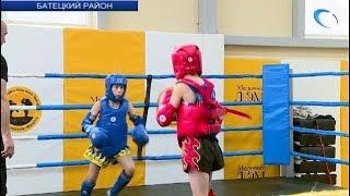 В деревне Мойка Батецкого района прошел открытый турнир по тайскому боксу
