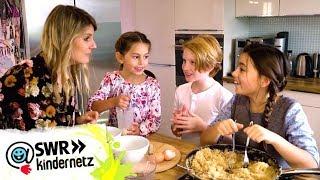 Weihnachtliche Familienrezepte mit Felicitas Then | So schmeckt Weihnachten | SWR Kindernetz