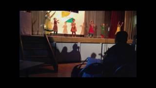 UKG C winter concert opening dance