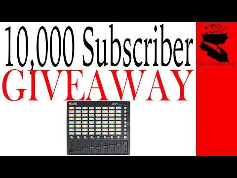 10,000 Subscriber GIVEAWAY + Reflection