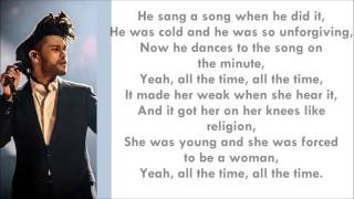 The Weeknd   In The Night Lyrics