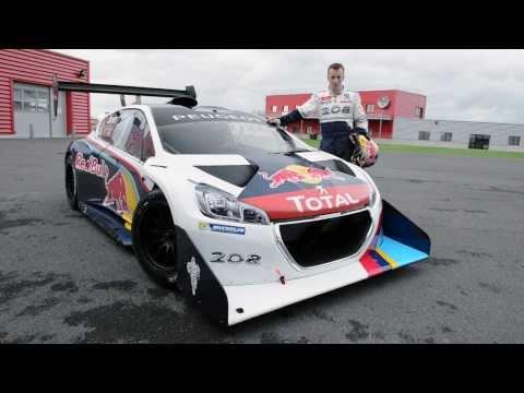 Kris Meeke tests Peugeot 208 T16 Pikes Peak — Top Gear Magazine