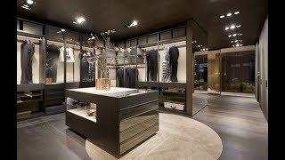 Poliform. Итальянская мебель, гардеробные, аксессуары. iSaloni 2018