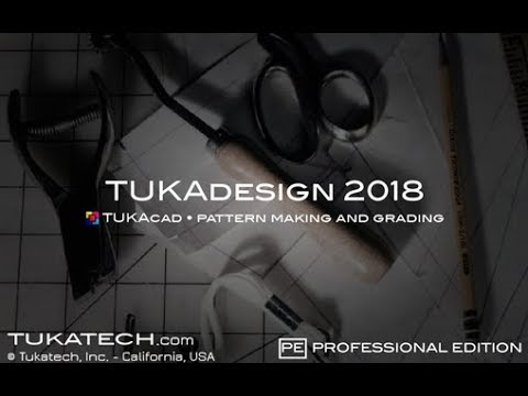 TukaCad 2018 Tailor With Smart Marker/Smart Mark NetQ Works Perfect