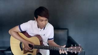 """Inilah!!!Dewa Gitar Akustik - Cover Lagu """"SURAT CINTA UNTUK STARLA"""" By Nathan Fingerstyle"""