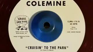 """Cruisin' To The Park"" Durand Jones & The Indications Colemine Records 2019"