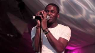 Marcus Canty Performs 'This Woman's Worth' @ ATL Live on the Park