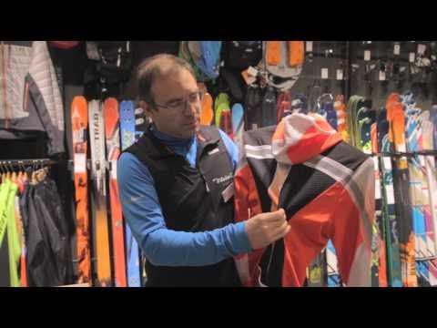 EVASIÓN TV: Las tres capas en Esquí Montaña