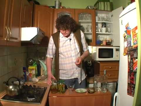 Gotuj z Shebenem - Grecki kisiel z kóz
