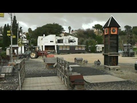 מוזיאון השטעטל של כפר חסידים