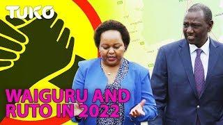 Breaking News Kenya: William Ruto and Anne Waiguru: Will They Come To Power In Kenya in 2022 Tuko TV