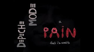 Depeche Mode - A Pain That I'm Used To (Jacques Lu Cont Remix).avi