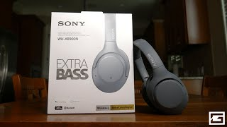 Serious Bass With Style! : Sony WH-XB900N Extra Bass REVIEW