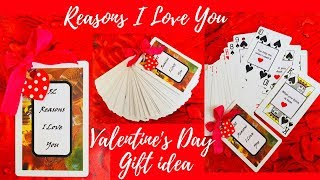 52 Reasons I Love You | Valentines Day Gift For Loved Ones | Ep 282