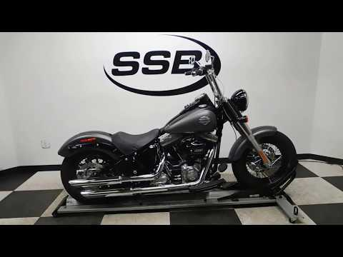 2017 Harley-Davidson Softail Slim® in Eden Prairie, Minnesota
