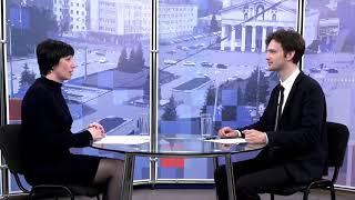 Факты в лицах.  Гость Ирина Глошина, заведующая культурным центром «Дом Окуджавы» (Тагил-ТВ)