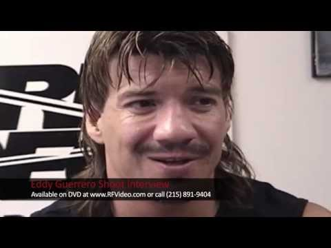 Eddy Guerrero Shoot Interview Preview