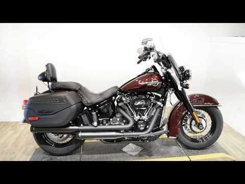 2018 Harley-Davidson Heritage Classic 114 in Wauconda, Illinois - Video 1