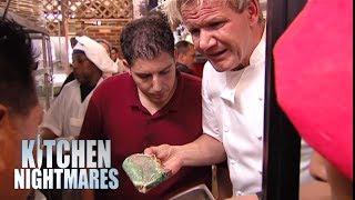 Gordon Shuts Down Restaurant After Finding Old Pork - Kitchen Nightmares