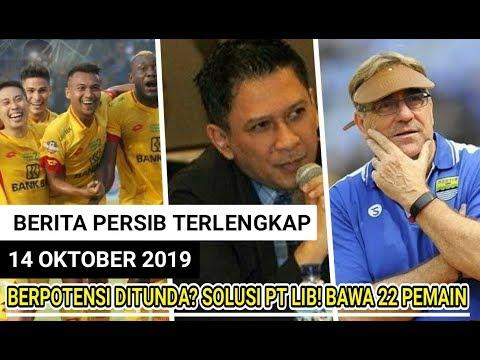 Laga Persib VS Bhayangkara FC Berpotensi Ditunda😱 Solusi Dari PT LIB🤔 Persib Bawa 22 Pemain👍
