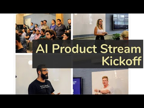 AI Product Stream Meet and Greet