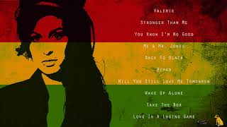 Amy Winehouse in Reggae – Full Album Reggae Version by Reggaesta