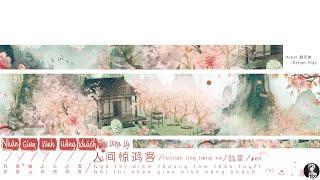 Vietsub || Nhân Gian Kinh Hồng Khách - Diệp Lý  | 人间惊鸿客 - 叶里