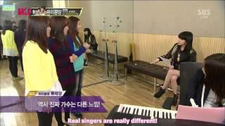 [Eng Sub] 2NE1 -  SBS K POP STAR 3 (Cut)