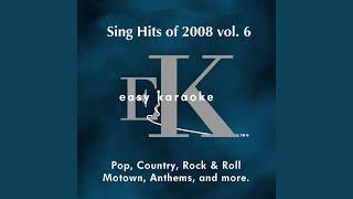 Hallelujah (Instrumental Track With Background Vocals) (Karaoke In The Style Of Alexandra Burke)